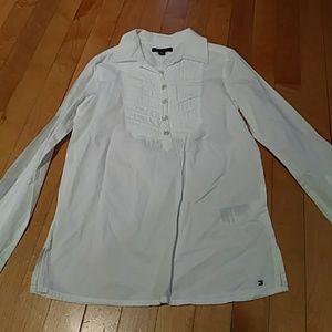 Tommy hilfiger dress girl size 6/7